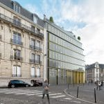 18 rue de Courcelles